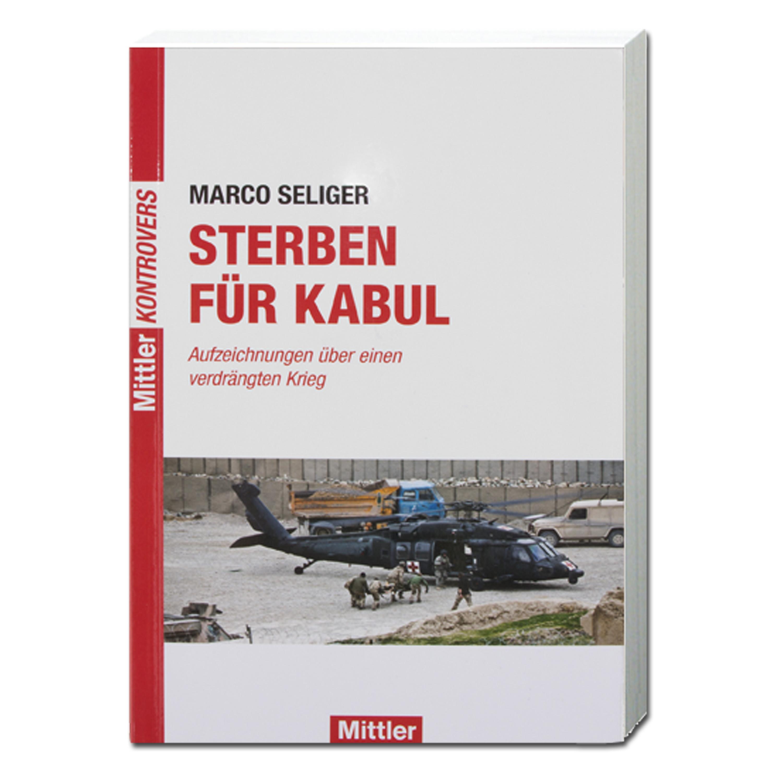 """Livre """"Sterben für Kabul"""""""
