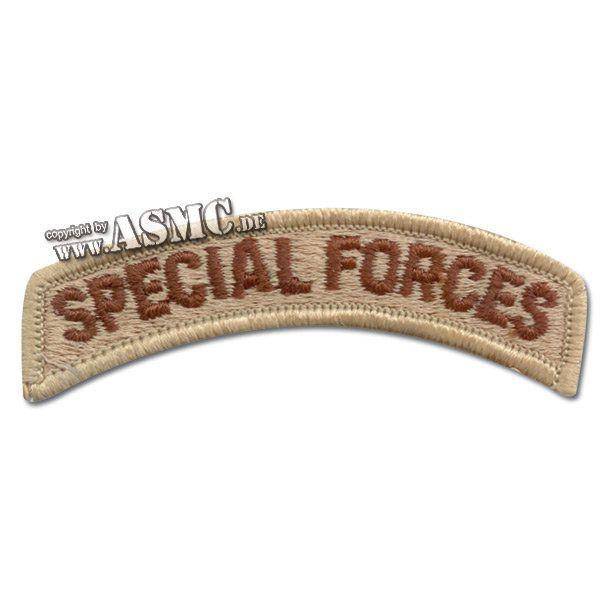 Écusson Special Forces desert