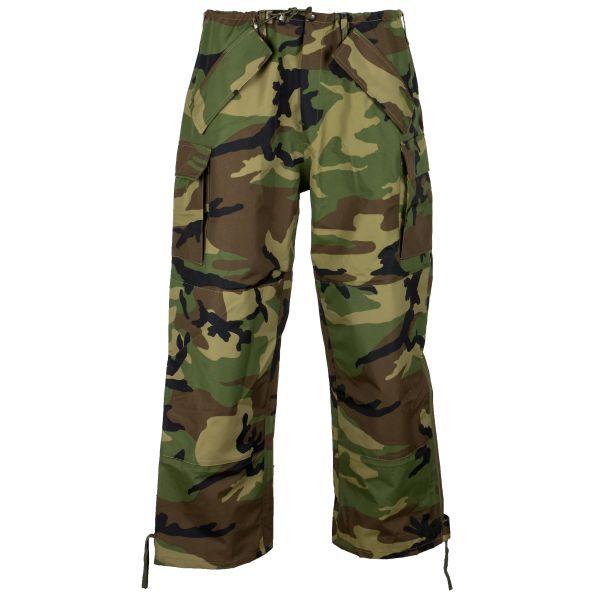 Pantalon de pluie MMB woodland