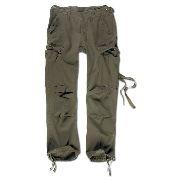 Pantalon M65 Ladies Brandit vert olive