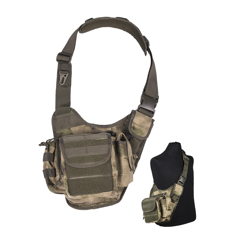 Sacoche Sling Bag multifonction MIL-TACS FG