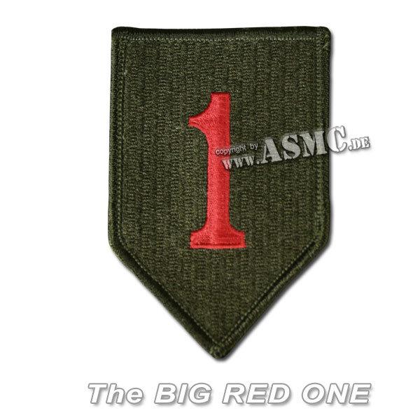 Insigne Tissu US 1st. Division