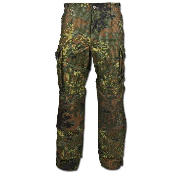 Pantalon de combat KSK ripstop flecktarn