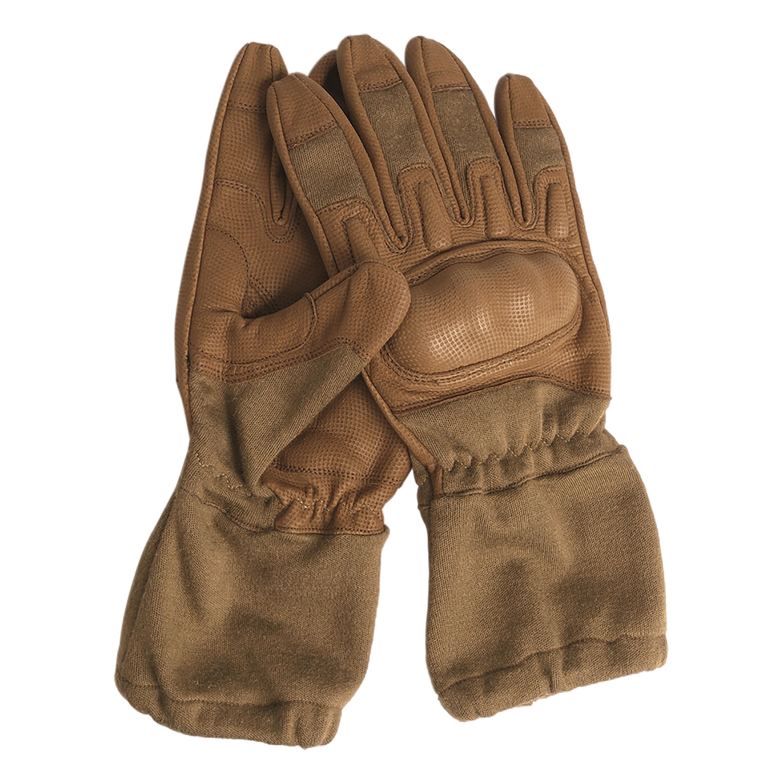 Gants Action Gloves Ignifugés avec Manchette coyote