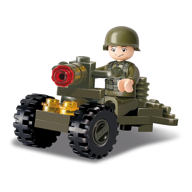 Sluban Soldat M38-B0118