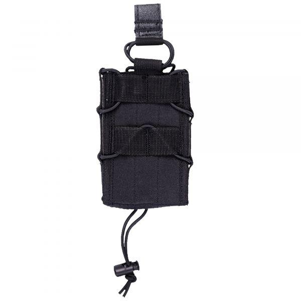 Porte-chargeur Open Top simple noir