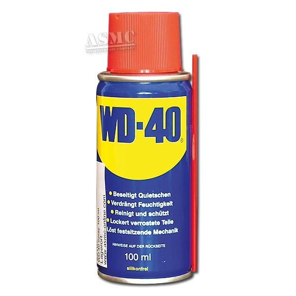 WD 40 Aérosol multifonction 100 ml