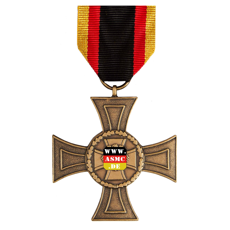 Décoration Croix de l'honneur de la Bundeswehr bronze