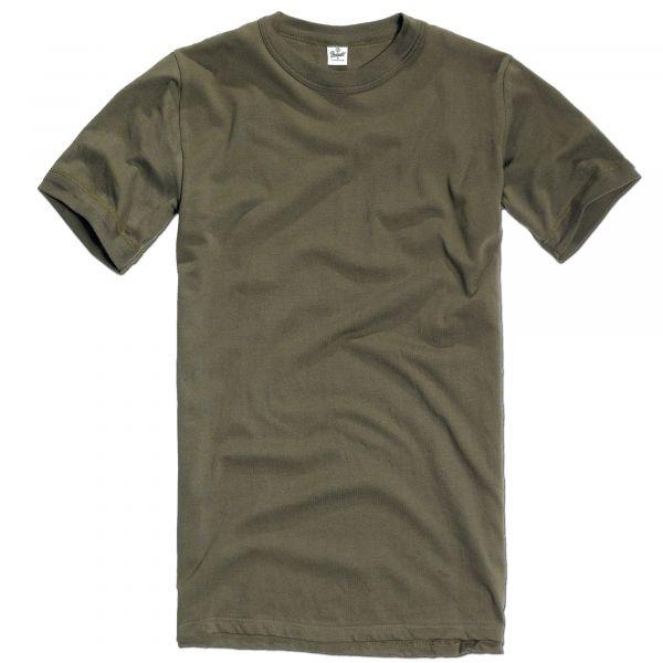 Maillot de corps BW Brandit Original TL olive