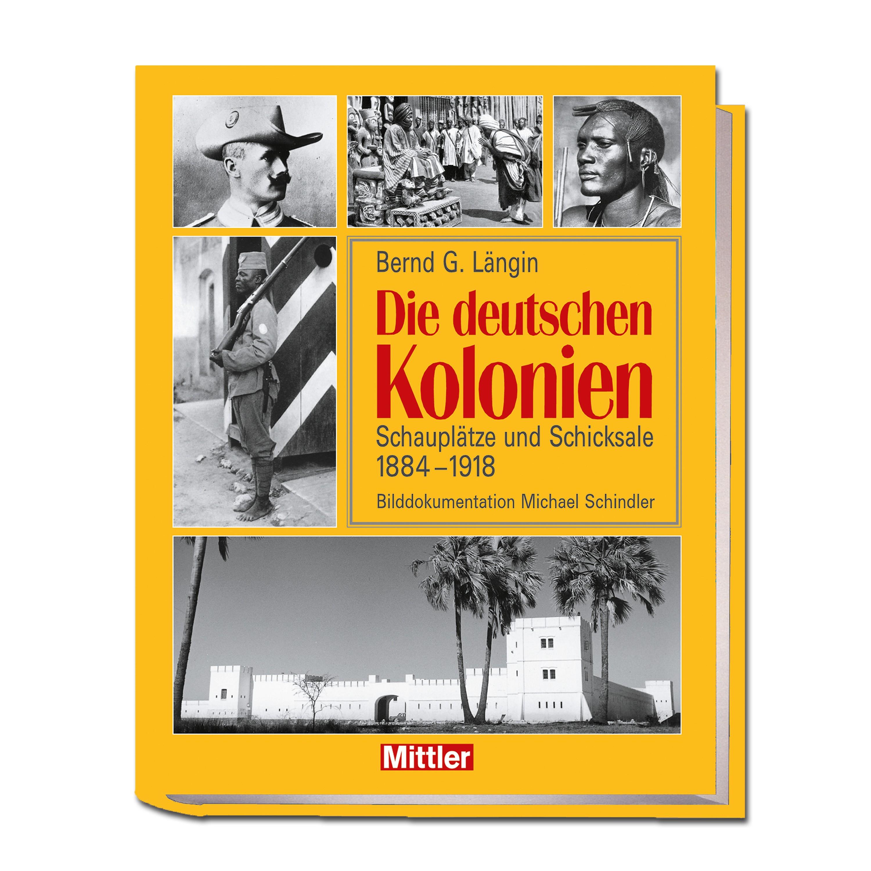 """Livre """"Die deutschen Kolonien"""""""