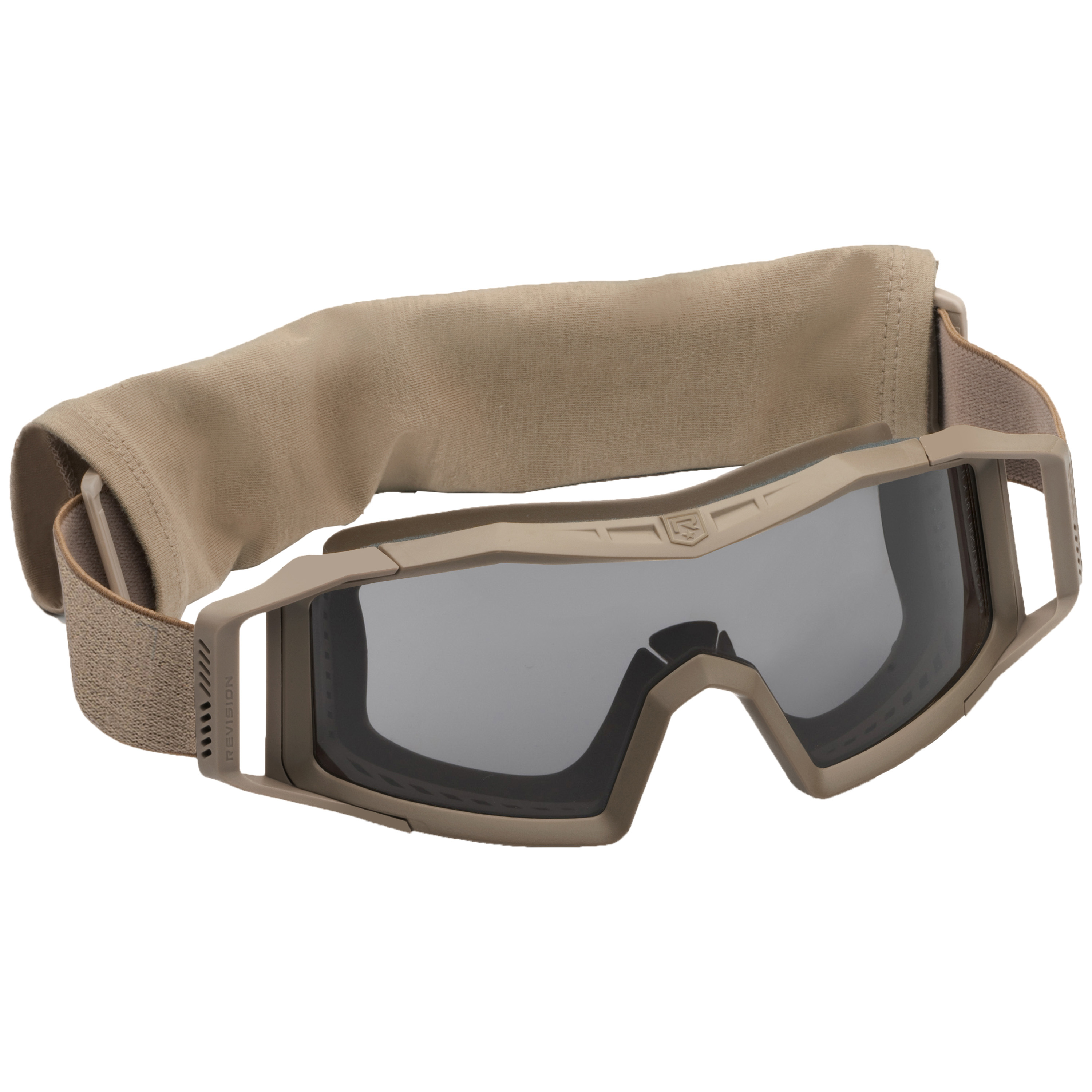 Revision Lunettes Wolfspider Basic tan verre smoke