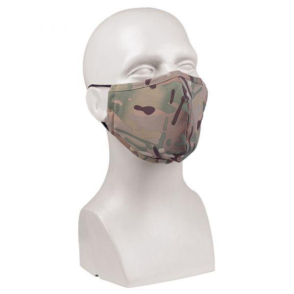 Mil-Tec Masque Wide-Shape multitarn