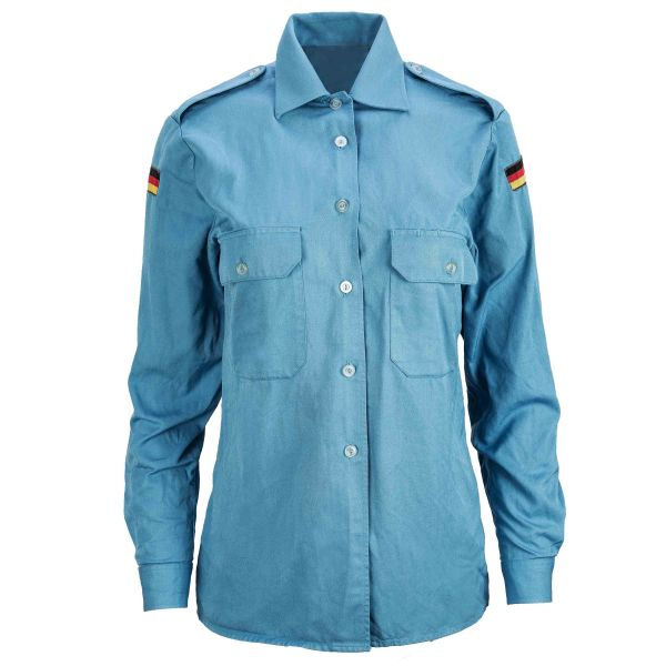 Chemise de bord Marine BW Femmes occasion