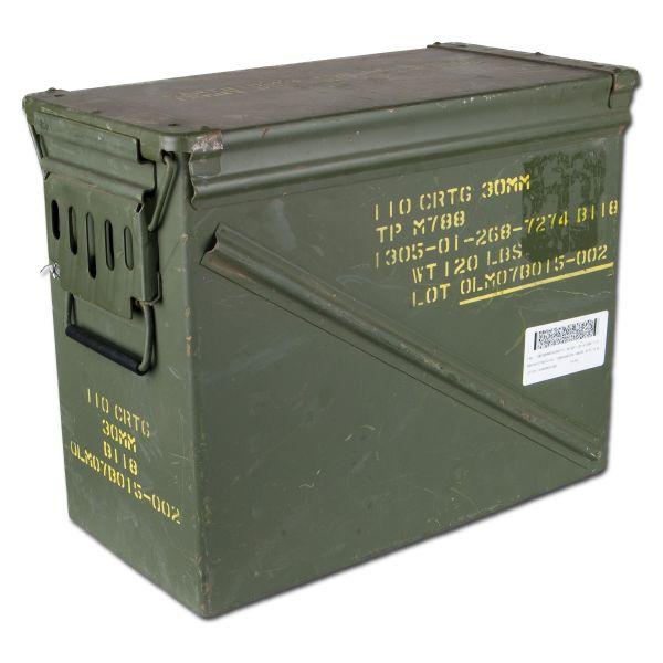 Caisse à munition US modèle 7 occasion