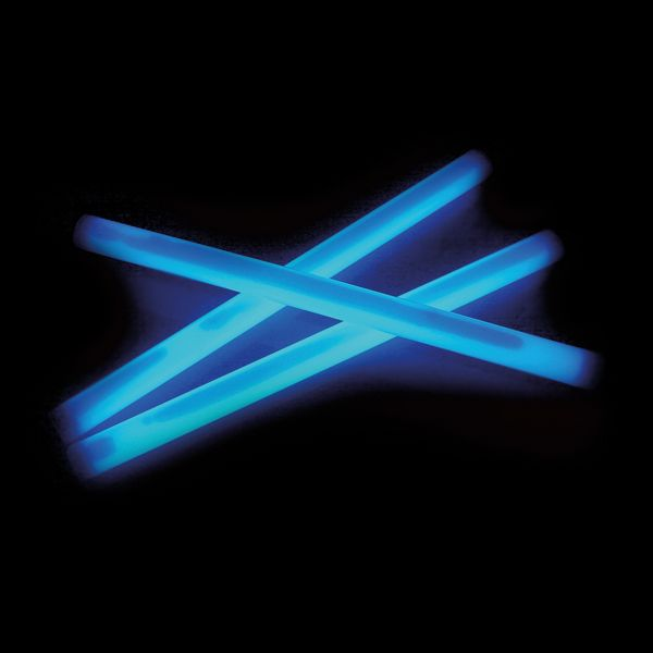KNIXS Grand bâton lumineux bleu