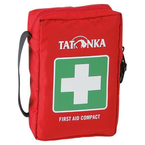 Tatonka Sacoche de premiers secours Compact rouge