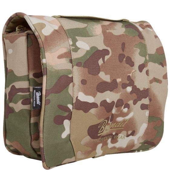 Brandit Trousse de toilette Toiletry Bag large tactical camo