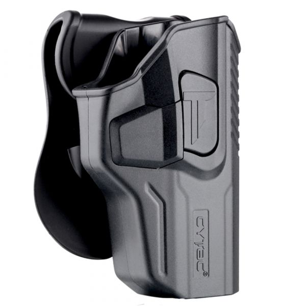 Cytac Paddleholster R-Defender Gen3 Walther PPQ M2/M3 droitiers