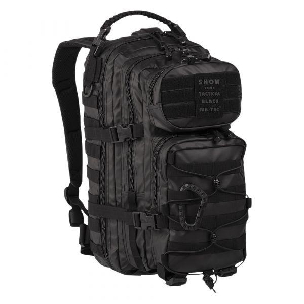 Sac à dos US Assault Pack Tactical Black SM