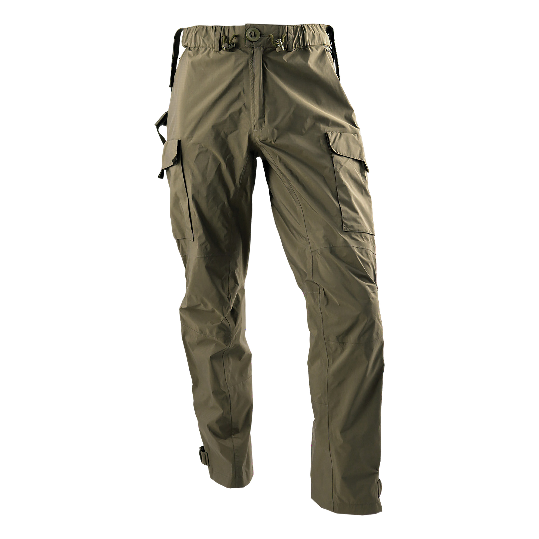 Pantalon de pluie Tactical Carinthia kaki