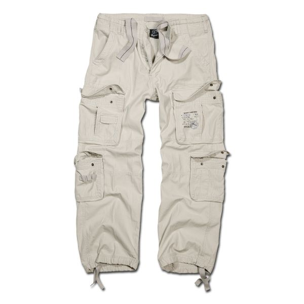 Pantalon Brandit Pure Vintage old white