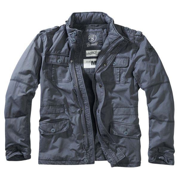 Brandit Veste Britannia Winter Jacket indigo