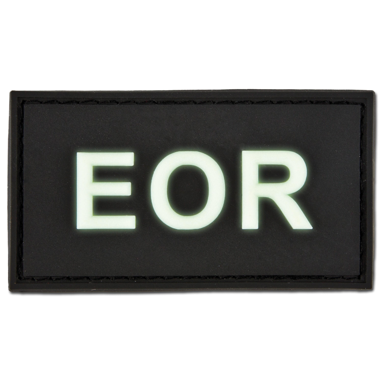 Patch 3D EOR - Explosive Ordnance Reconaissance luminescent