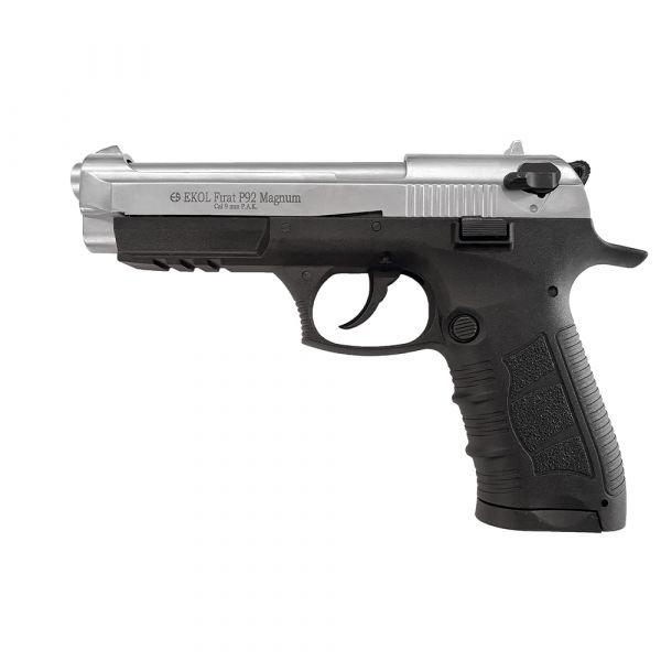 Ekol Pistolet d'alarme P92 Magnum titane