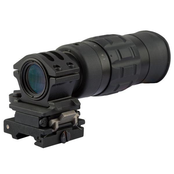 GFA Lunette de visée Luneta 1-5x22 Magnifier noir