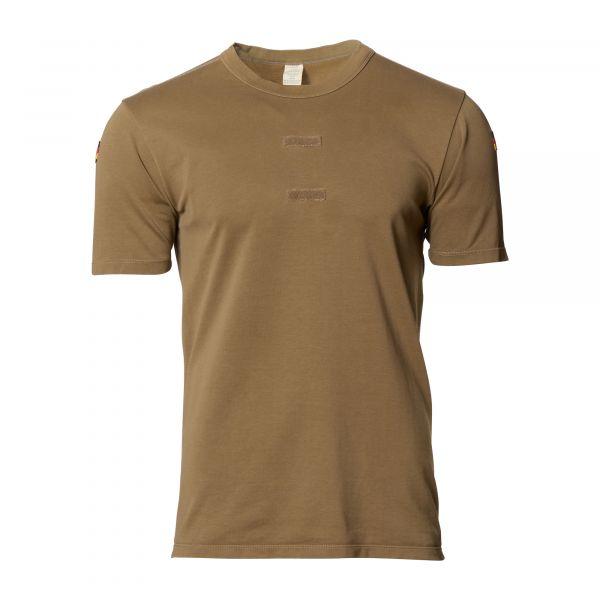 T-Shirt tropique BW beige état neuf
