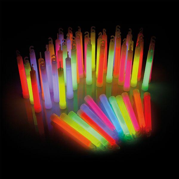 KNIXS Bâtons lumineux Power 6 couleurs lot de 25