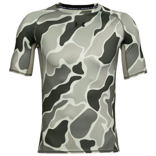 Under Armour T-Shirt HG Armour NOV gravity green