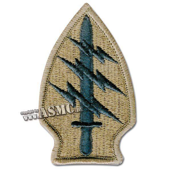 Insigne textile US Special Forces desert