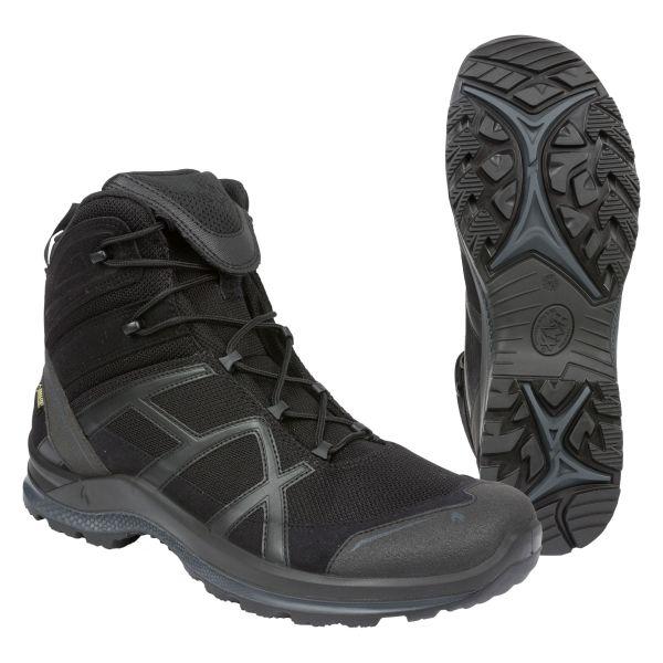 Haix chaussures Black Eagle Athletic 10 Mid 2.0 noir