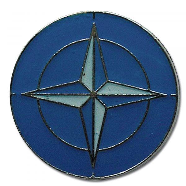 Pin Mini Métallique OTAN