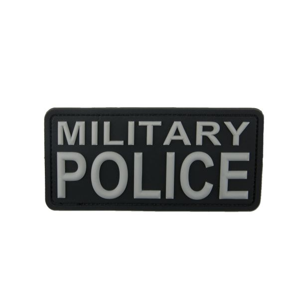 """Patch 3D """"Military Police"""" swat"""