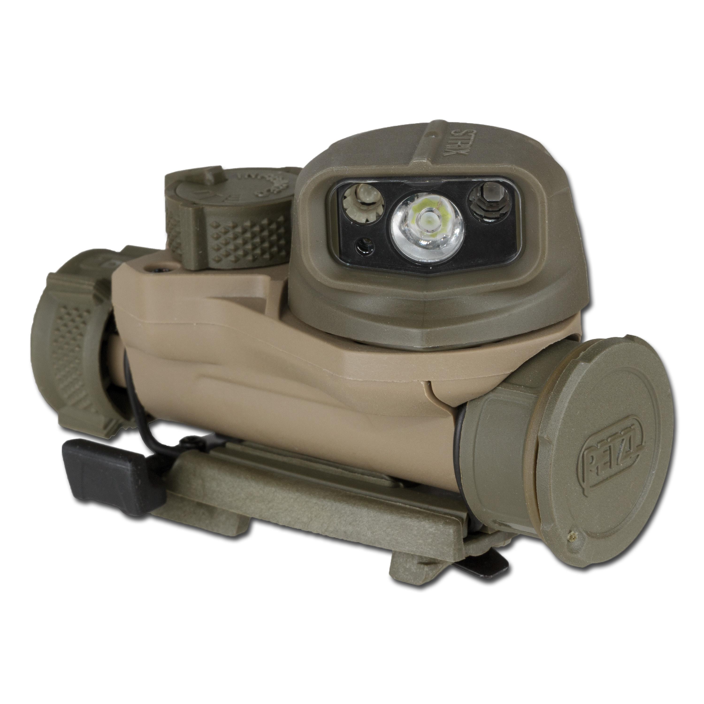 "Coyote Tan Corps Streamlight Sidewinder Compact DEL tactique lampe de poche 3/"" sur"