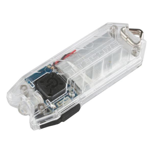 Nitecore Lampe de poche Tube transparent