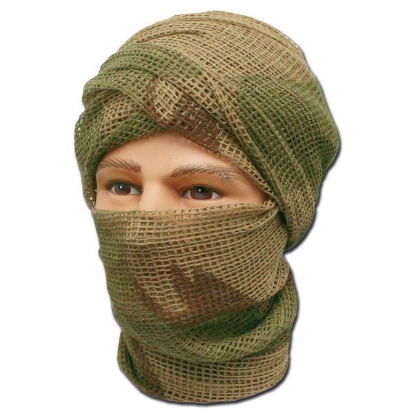 Écharpe Commando de camouflage désert