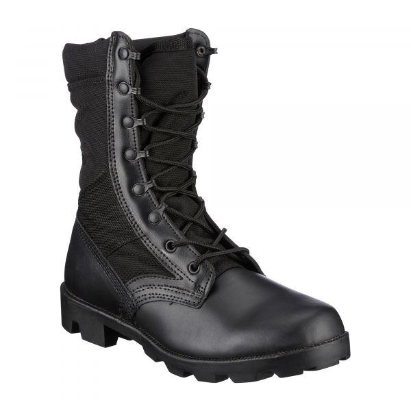 Jungle Boots Import noires