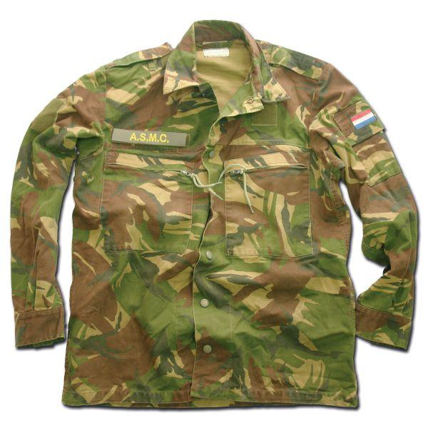 Veste hollandaise camouflage occ.