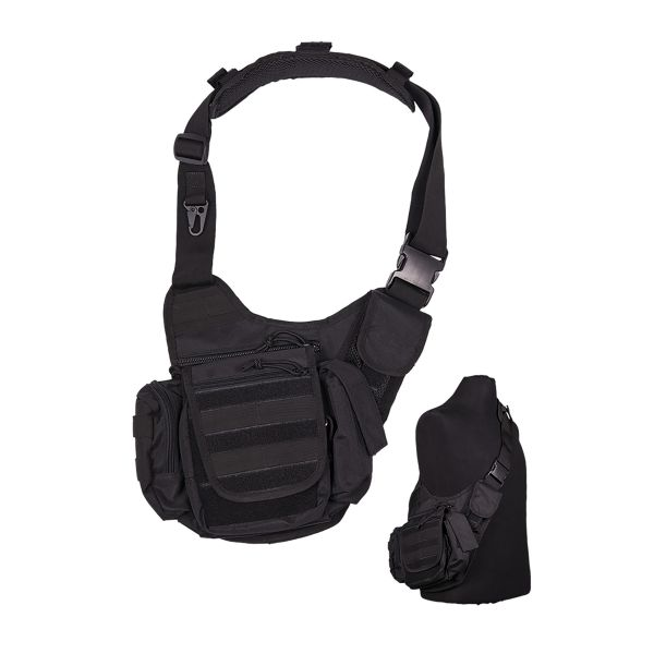 Sacoche Sling Bag Multifonction noir