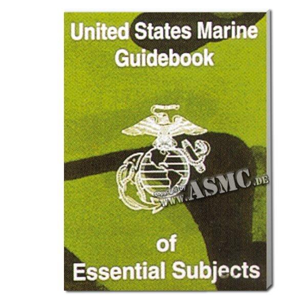 Livre USMC Guidebook (en anglais)