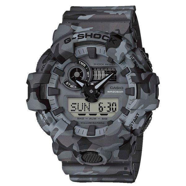 Casio Montre G-Shock Classic GA-700CM-8AER urban
