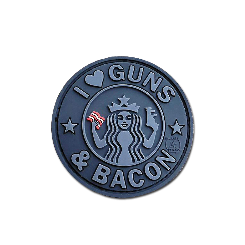 Patch 3D JTG Guns and Bacon blackops