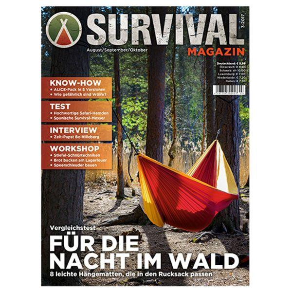 Survival Magazin 03/17