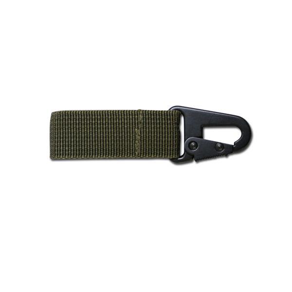 Passant pour ceinturon Tactical kaki 7 cm