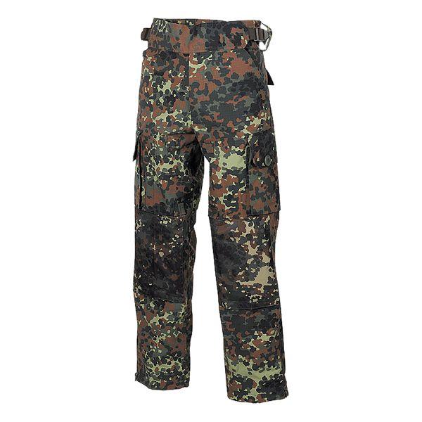 Pantalon Commando Smock Rip Stop flecktarn