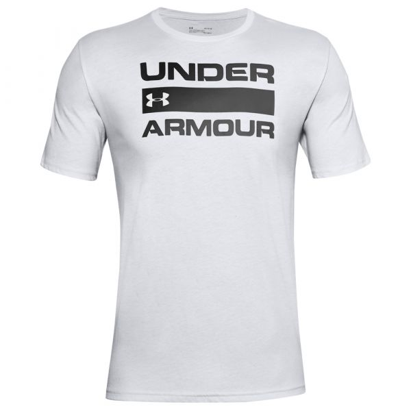 Under Armour T-Shirt Team Issue Wordmark SS halo gray