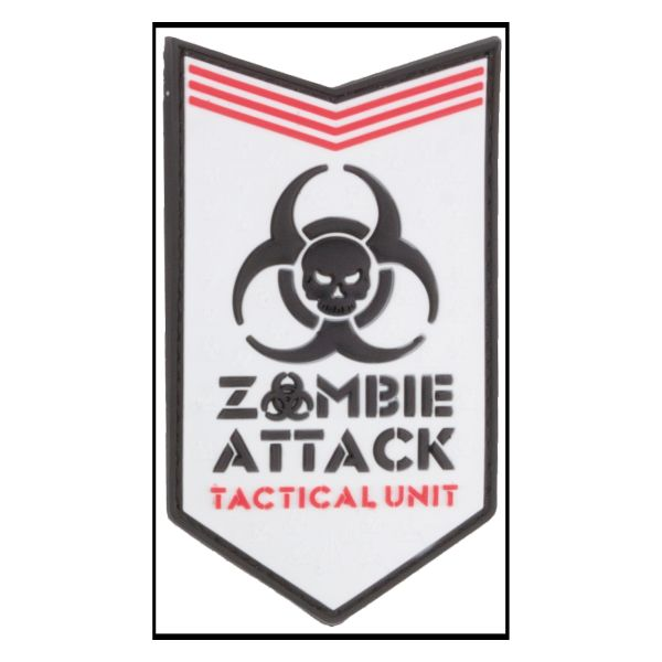 Patch 3D Zombie Attack snow